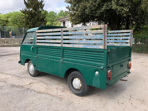 1963 Fiat 1100 T pick Up For Sale (picture 3 of 6)