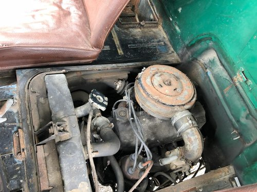 1963 Fiat 1100 T pick Up For Sale (picture 6 of 6)