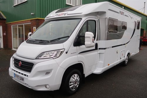 2017 Pilote P740GJ Sensation 130PS Luxury 2 Berth For Sale (picture 1 of 6)