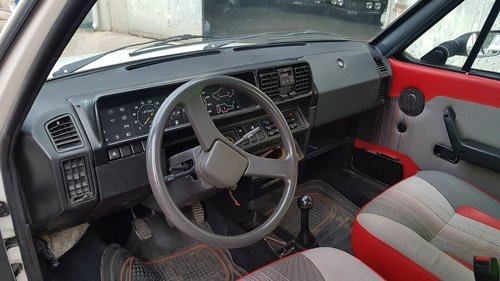 1983 very nice ritmo bertone cabriolet For Sale (picture 4 of 6)