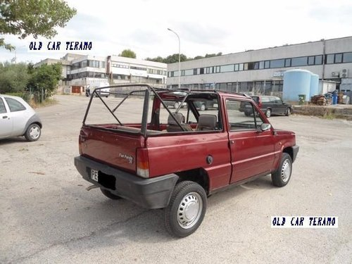 1984 Fiat Panda Moretti For Sale (picture 2 of 6)
