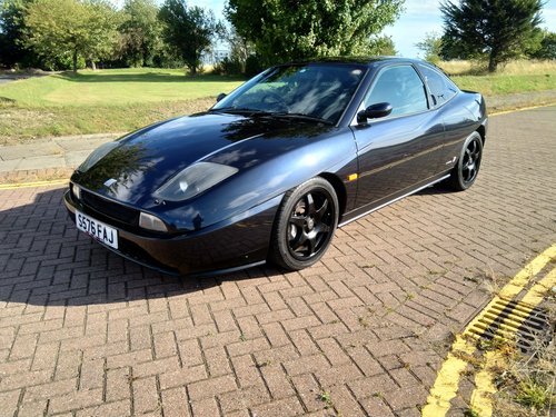 1999 FIAT COUPE 20V TURBO – ONLY 51000 MILES – READY TO GO – SOLD (picture 1 of 6)