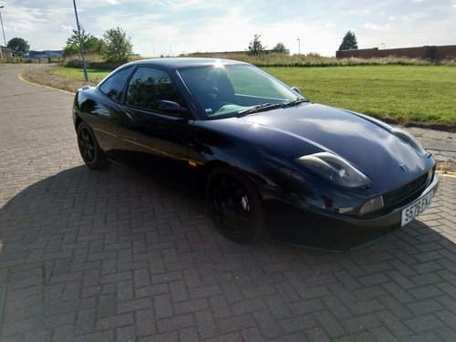 1999 FIAT COUPE 20V TURBO – ONLY 51000 MILES – READY TO GO – SOLD (picture 2 of 6)