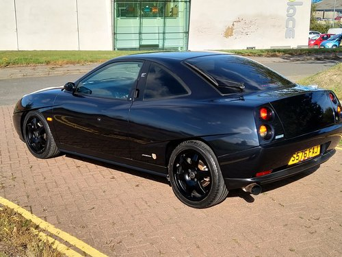 1999 FIAT COUPE 20V TURBO – ONLY 51000 MILES – READY TO GO – SOLD (picture 3 of 6)