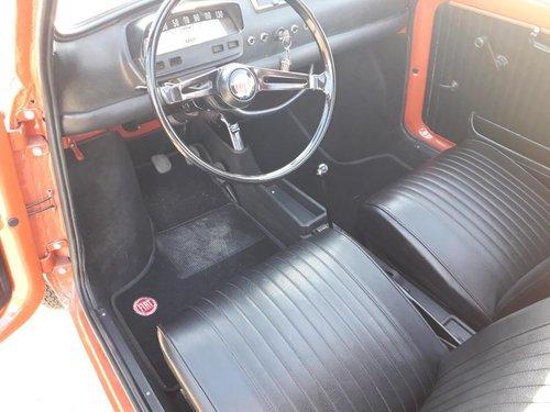 Fiat 500 L totaly restored carollo rosso 1969 8900 EURO SOLD (picture 3 of 6)