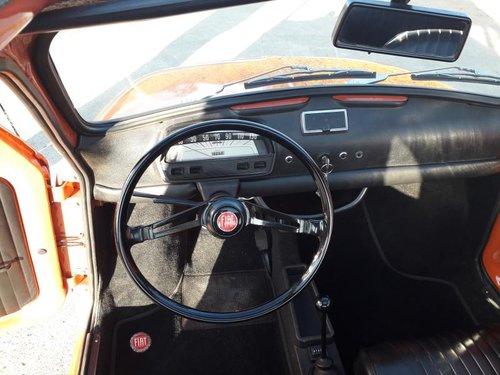 Fiat 500 L totaly restored carollo rosso 1969 8900 EURO SOLD (picture 4 of 6)