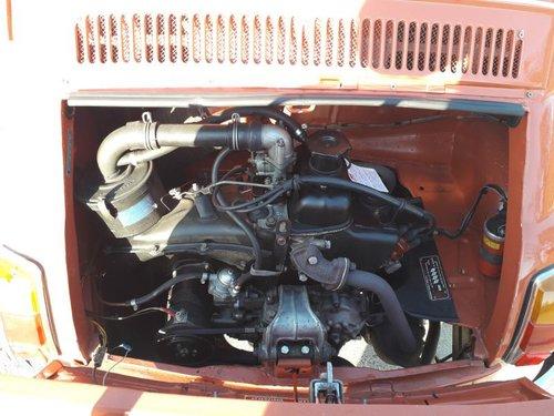 Fiat 500 L totaly restored carollo rosso 1969 8900 EURO SOLD (picture 6 of 6)