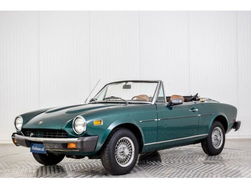 1977 Fiat 124 Spider 1800 For Sale (picture 1 of 6)