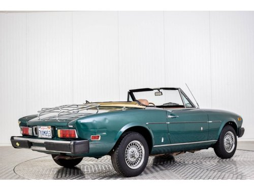 1977 Fiat 124 Spider 1800 For Sale (picture 2 of 6)