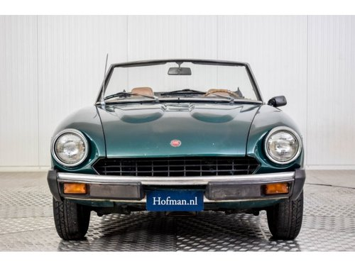 1977 Fiat 124 Spider 1800 For Sale (picture 3 of 6)
