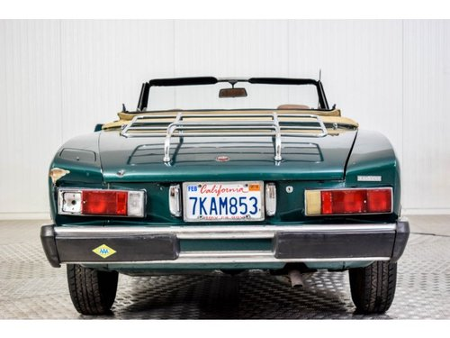 1977 Fiat 124 Spider 1800 For Sale (picture 4 of 6)