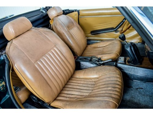 1977 Fiat 124 Spider 1800 For Sale (picture 5 of 6)