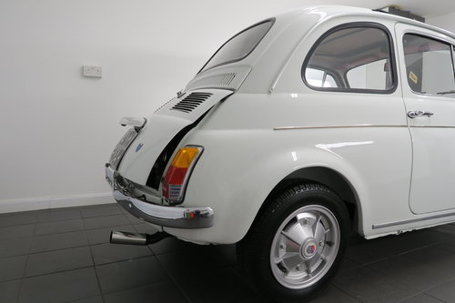 1970 Classic Fiat 500 Giannini -TV. Ultra Rare Show Car For Sale (picture 5 of 6)