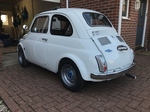 Fiat 500L Classic 1970 For Sale (picture 1 of 6)