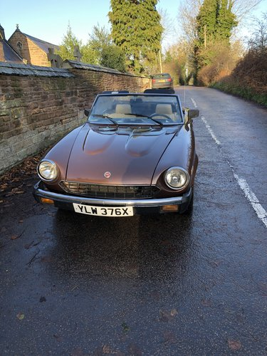 1982 Fiat 124 Spider 2000 For Sale (picture 2 of 6)