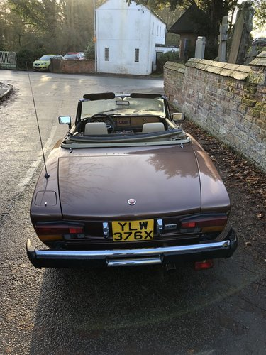 1982 Fiat 124 Spider 2000 For Sale (picture 4 of 6)