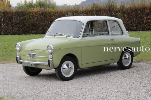 1964 Autobianchi Bianchina 110 DBA For Sale (picture 1 of 6)