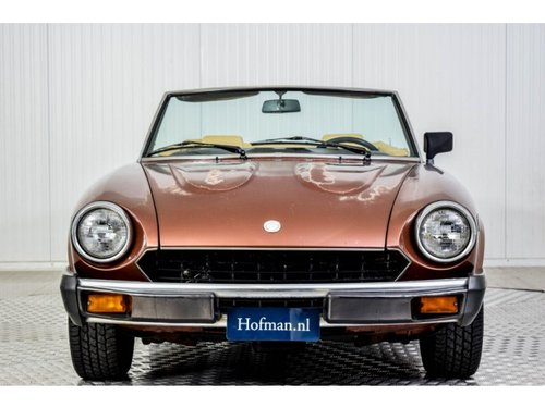 1981 Fiat 124 Spider 2000 For Sale (picture 3 of 6)