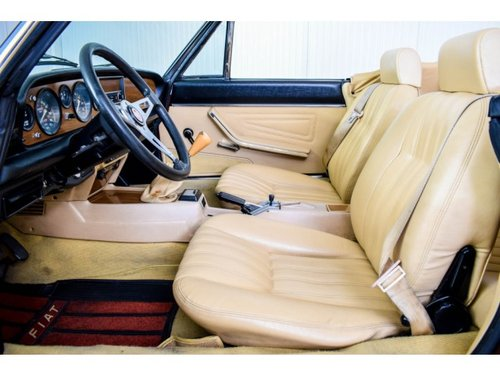 1981 Fiat 124 Spider 2000 For Sale (picture 5 of 6)