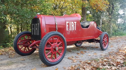 FIAT 501 bi-posto corsa 1924 For Sale (picture 1 of 6)