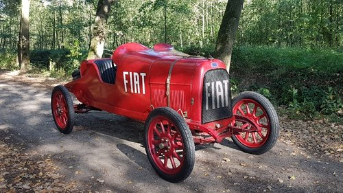 FIAT 501 bi-posto corsa 1924 For Sale (picture 2 of 6)