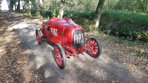 FIAT 501 bi-posto corsa 1924 For Sale (picture 3 of 6)