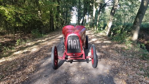 FIAT 501 bi-posto corsa 1924 For Sale (picture 4 of 6)