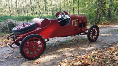 FIAT 501 bi-posto corsa 1924 For Sale (picture 5 of 6)