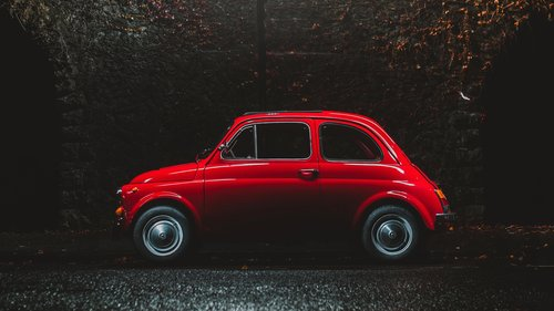 1971 Fiat 500 F RHD For Sale (picture 1 of 6)