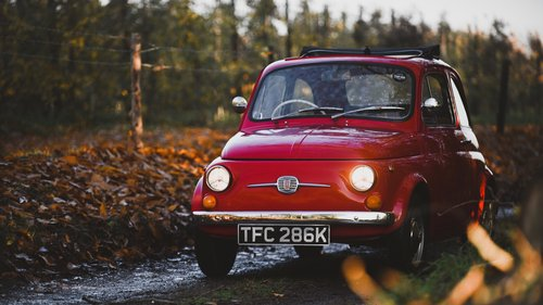 1971 Fiat 500 F RHD For Sale (picture 4 of 6)