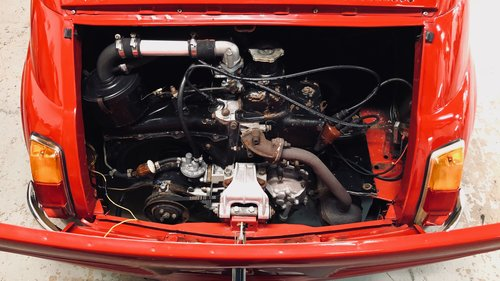 1971 Fiat 500 F RHD For Sale (picture 5 of 6)
