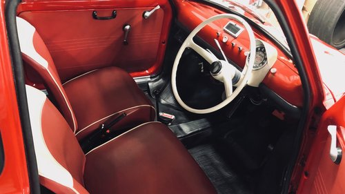1971 Fiat 500 F RHD For Sale (picture 6 of 6)