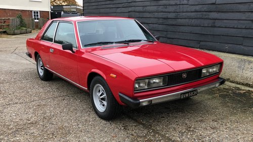 1972 Fiat 130 Coupe - Manual For Sale (picture 1 of 6)