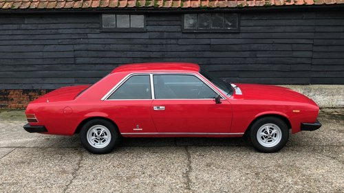 1972 Fiat 130 Coupe - Manual For Sale (picture 3 of 6)