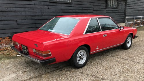 1972 Fiat 130 Coupe - Manual For Sale (picture 4 of 6)