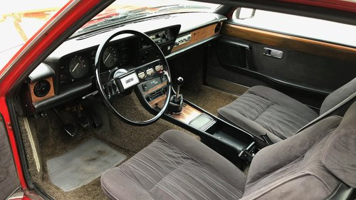 1972 Fiat 130 Coupe - Manual For Sale (picture 5 of 6)