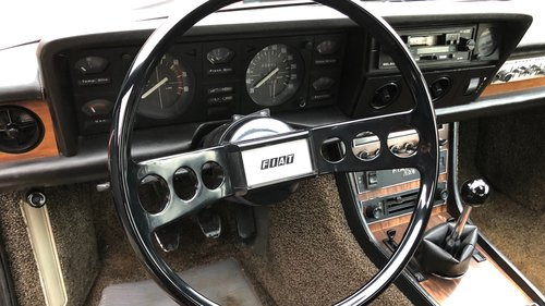 1972 Fiat 130 Coupe - Manual For Sale (picture 6 of 6)