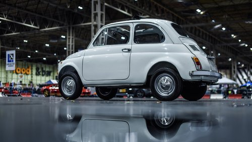 1969 Fiat 500F RHD - Famously restored live at the NEC Show SOLD (picture 2 of 6)