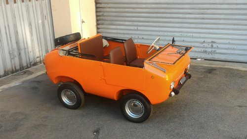 1966 FERVES Ranger Fiat 500 Fiat 600 Derivative For Sale (picture 1 of 6)