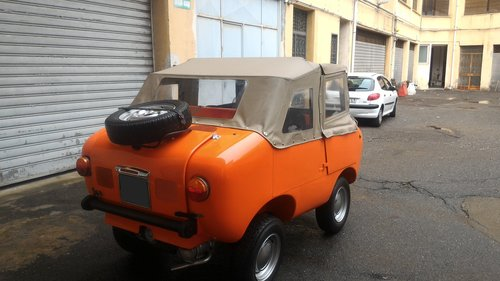 1966 FERVES Ranger Fiat 500 Fiat 600 Derivative For Sale (picture 2 of 6)