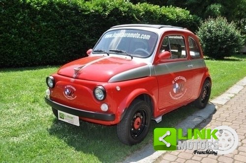 1972 Fiat 500 L CUSTOM For Sale (picture 1 of 6)