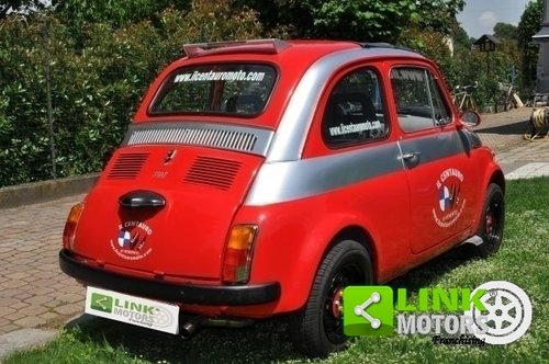 1972 Fiat 500 L CUSTOM For Sale (picture 3 of 6)