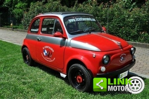 1972 Fiat 500 L CUSTOM For Sale (picture 5 of 6)