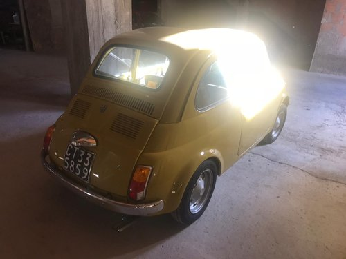 Fiat 500R model 1975, complete restored SOLD (picture 2 of 6)