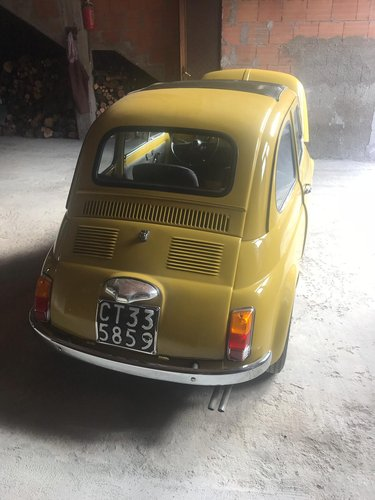 Fiat 500R model 1975, complete restored SOLD (picture 3 of 6)