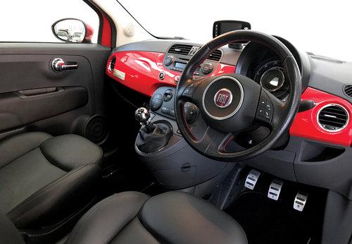 2008 Fiat 500 1.4 16v Sport Ferrari Dealer DEPOSIT TAKEN SOLD (picture 4 of 6)