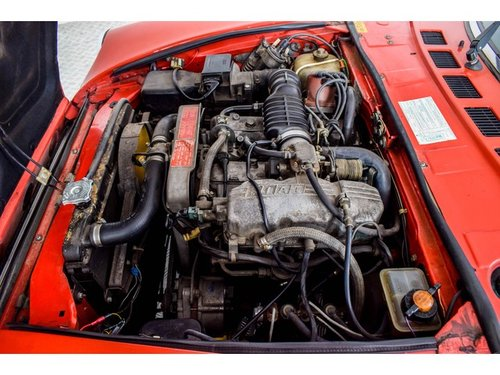 1985 Fiat 124 Pininfarina Spider Europe Azzurra For Sale (picture 6 of 6)