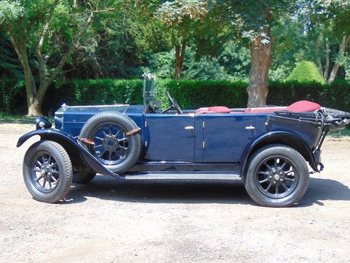 1927 Fiat Tipo 509 Tourer For Sale (picture 1 of 6)