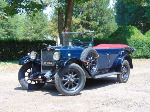 1927 Fiat Tipo 509 Tourer For Sale (picture 5 of 6)