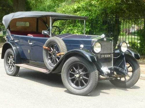 1927 Fiat Tipo 509 Tourer For Sale (picture 6 of 6)